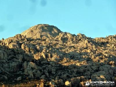 El Yelmo de la Pedriza;senderismo almeria rutas senderismo alpujarra senderismo bilbao